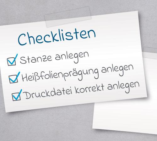Checklisten-Blog
