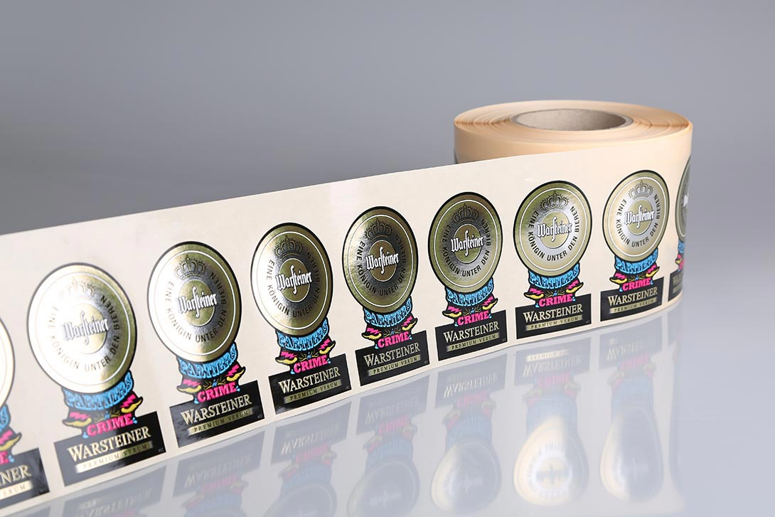Product Labels on Rolls For Businesses & Brands | label co uk