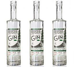 Gin Etiketten Rollenetikett