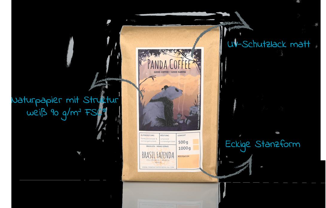 Kaffeeetikett