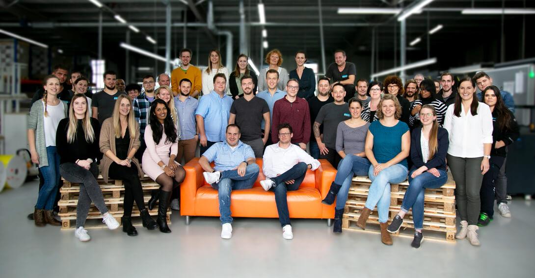 Team etikett.de 2019