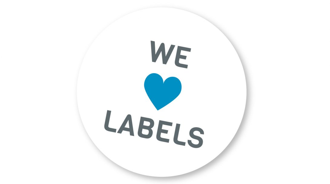 etikett.de We love Labels Logo