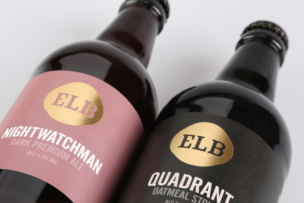 ELB Beer Label