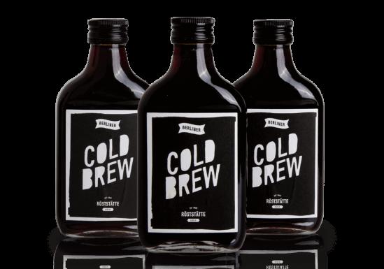 cold brew coffee berliner röststätte
