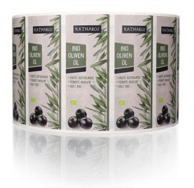 olivenoeletikett rollenetikett